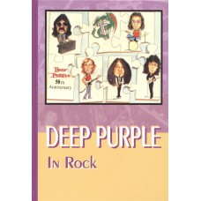 Книга DEEP PURPLE in Rock