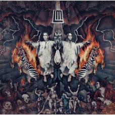 Lindemann – F & M 2LP NEW 2019 Deluxe Gatefold + 12-page Booklet