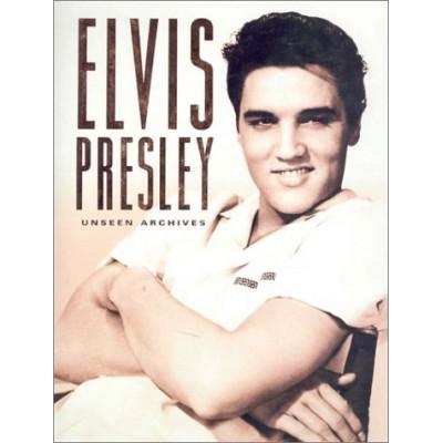 Книга Elvis Presley Unseen Archives