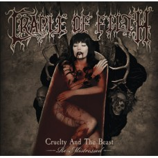 Cradle Of Filth - Cruelty and the Beast - Re-Mistressed 2LP Red Vinyl NEW 2019 Reissue