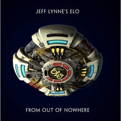 Jeff Lynne's ELO (Electric Light Orchestra) - From Out Of Nowhere LP Ltd Ed Blue Vinyl NEW 2019 Последний экземпляр