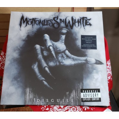 Motionless In White – Disguise LP Opaque Blue Ltd Ed Gatefold NEW 2019