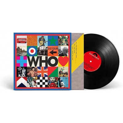 The Who - WHO LP NEW 2019, ПРЕДЗАКАЗ