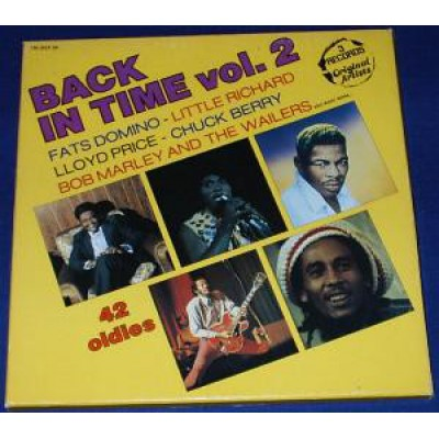 Various ‎– Back In Time Vol. 2 3LP BOX