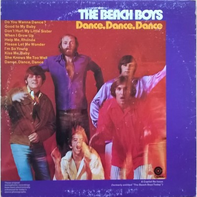 Beach Boys, The ‎– Dance, Dance, Dance