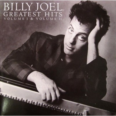 Billy Joel ‎– Greatest Hits Volume I & Volume II 2LP