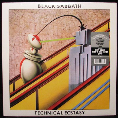 Black Sabbath – Technical Ecstasy