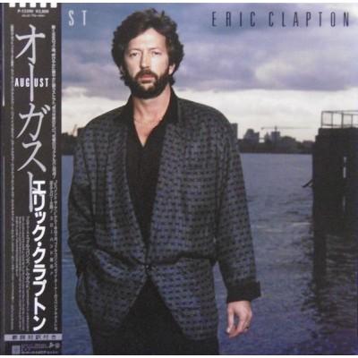 Eric Clapton - August JAPAN