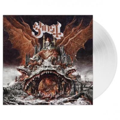Ghost - Prequelle LP Ltd Ed Clear Silver Swirl