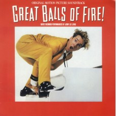 Jerry Lee Lewis ‎– Great Balls Of Fire! (Original Motion Picture Soundtrack)