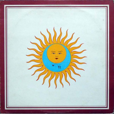 Larks' Tongues In Aspic