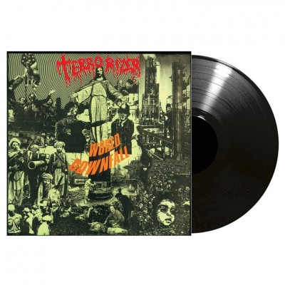 Terrorizer ‎– World Downfall LP 2017 Reissue