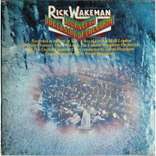 Rick Wakeman With The London Symphony Orchestra And The English Chamber Choir ‎– Journey To The Centre Of The Earth