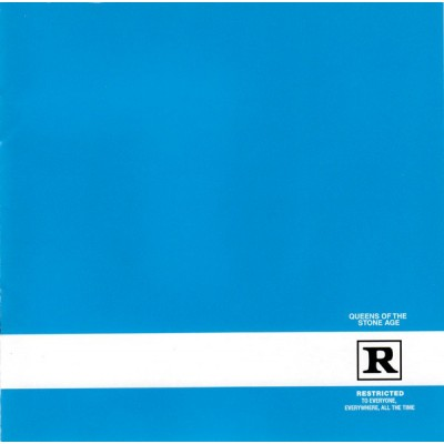 Queens Of The Stone Age - Rated R LP NEW 2019 Reissue