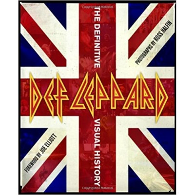 Книга Def Leppard: The Definitive Visual History (German)