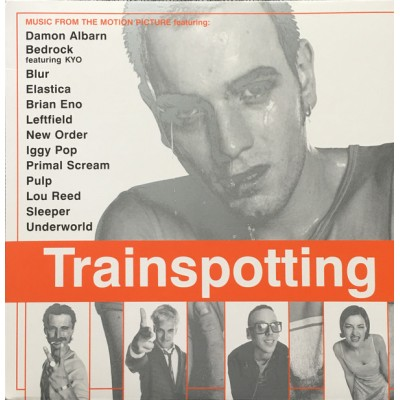 Various - Trainspotting (Music From The Motion Picture) 2LP Gatefold