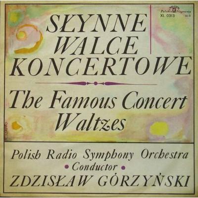 Wielka Orkiestra Symfoniczna Polskiego Radia – Słynne Walce Koncertowe • The Famous Concert Waltzes