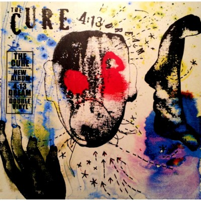The Cure - 4:13 Dream 2LP
