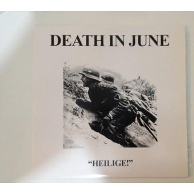Death In June – Heilige!