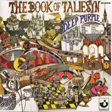 Deep Purple ‎– The Book Of Taliesyn LP Gatefold Mono Record Store Day Ltd Ed 750 copies
