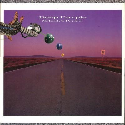 Deep Purple – Nobody's Perfect 2LP
