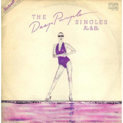 Deep Purple ‎–  The Deep Purple Singles A's & B's