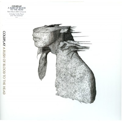 Coldplay - A Rush Of Blood To The Head LP Gatefold 2013 Reissue
