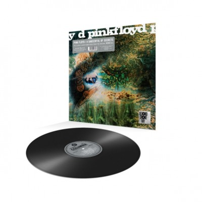 Pink Floyd ‎– A Saucerful Of Secrets LP Mono Ltd Ed Record Store Day 2019