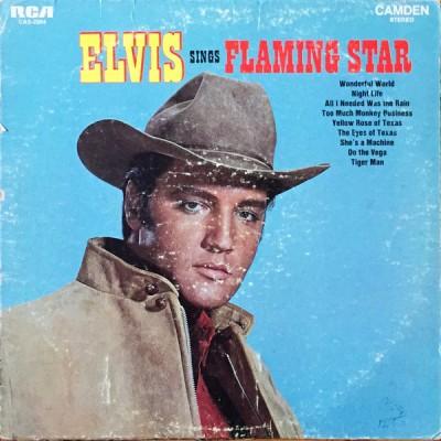 Elvis Presley – Elvis Sings Flaming Star