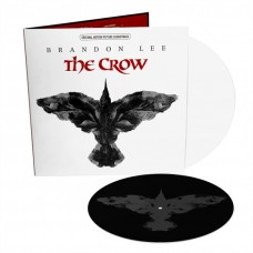 Various – The Crow (Original Motion Picture Soundtrack) 2LP White Black Limited Edition Record Store Day 2019