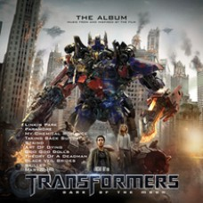 Various ‎– Transformers: Dark Of The Moon The Album Soundtrack Brown Vinyl Record Store Day 2019