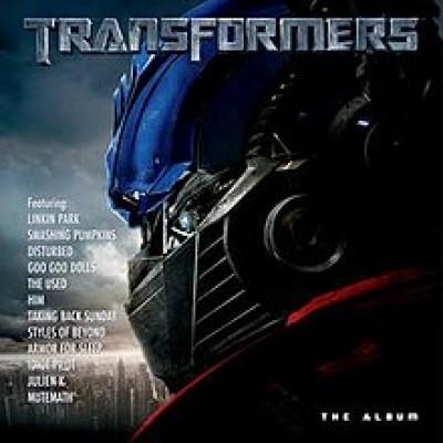 Various – Transformers The Album Soundtrack LP Purple Vinyl Record Store Day 2019