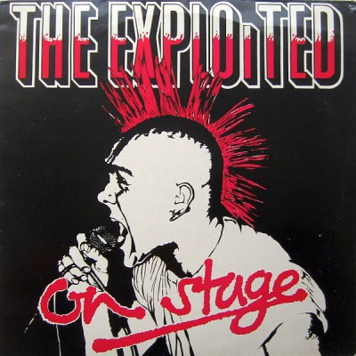 Exploited, The ‎– On Stage