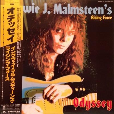 Yngwie J Malmsteen Rising Force – Odyssey