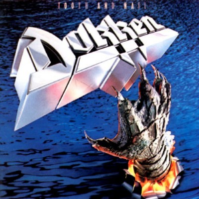 Dokken ‎– Tooth And Nail - JAPAN