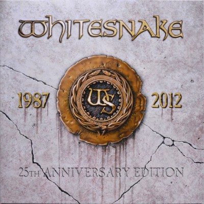 Whitesnake - 1987 25th Anniversary Edition