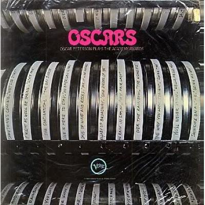 The Oscar Peterson Trio – Oscar's Oscar Peterson Plays The Academy Awards