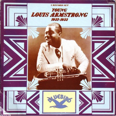 Louis Armstrong - Young Louis Armstrong / 1932-1933