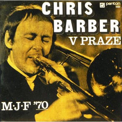 Chris Barber – V Praze