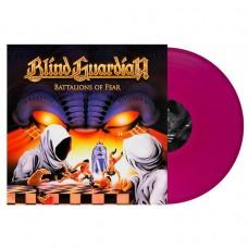 Blind Guardian - Battalions Of Fear LP 2018 LP Violet Vinyl NEW Ltd Ed 500 Copies