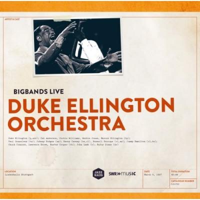 Duke Ellington Orchestra – Liederhalle Stuttgart March 6, 1967