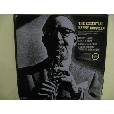 Benny Goodman – The Essential Benny Goodman