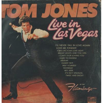 Tom Jones – Live In Las Vegas