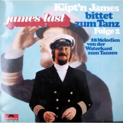 James Last – Käpt'n James Bittet Zum Tanz Folge 2 (28 Melodien Von Der Waterkant Zum Tanzen)