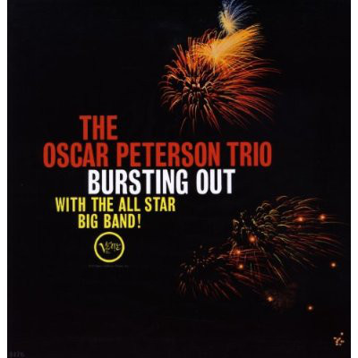 The Oscar Peterson Trio – Bursting Out With The All-Star Big Band