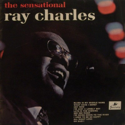 Ray Charles - The Sensational Ray Charles