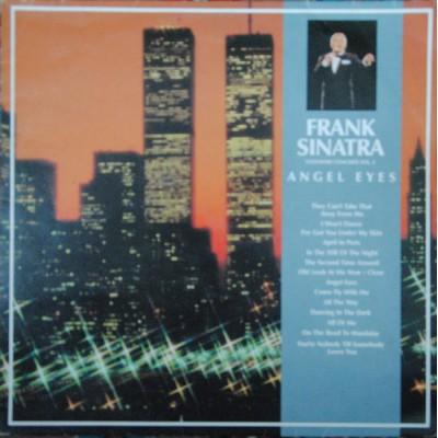 Frank Sinatra – Legendary Concerts Vol. 3 - Angel Eyes