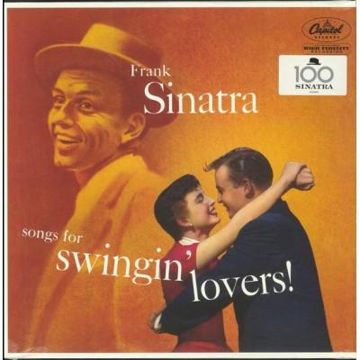 Frank Sinatra - Songs For Swingin' Lovers!