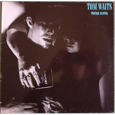 Tom Waits ‎– Foreign Affairs
