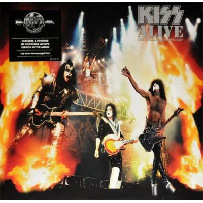 Kiss - Alive: The Millennium Concert 2LP